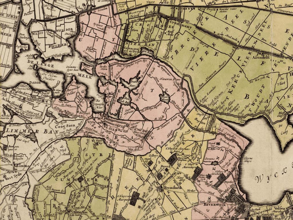 Historie_Baljuwschap-Kennemerland_begin-17e-eeuw